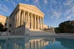 Corte suprema dos E.U. Fotografia de Stock