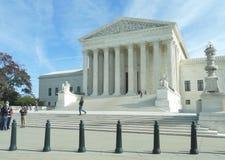 Corte suprema dos Estados Unidos Imagens de Stock