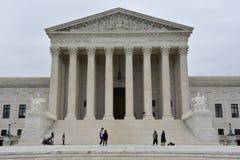 Corte suprema dos Estados Unidos imagem de stock royalty free