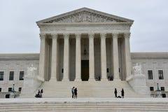 Corte suprema dos Estados Unidos imagem de stock