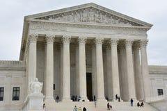 Corte suprema dos Estados Unidos fotos de stock