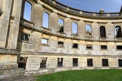 Corte y jardín de Witley imagen de archivo