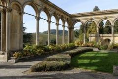 Corte y jardín de Witley fotografía de archivo libre de regalías