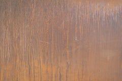 Corten Stalowy Szkotowy metal obrazy stock
