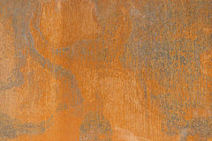 Corten Steel Plate Royalty Free Stock Photo