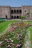 cortes Cuernavaca De Palacio Obraz Stock