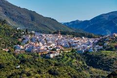 Cortes-De-La Frontera, M?laga Provinz, Andalusien, Spanien, Westeuropa stockfotografie