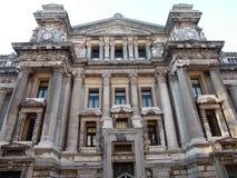 Cortes de ley de Bruselas (Bélgica) Fotografía de archivo libre de regalías