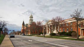 Cortes de Medina, OH Fotografia de Stock Royalty Free