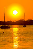 Cortez Sonnenuntergang Lizenzfreie Stockbilder