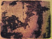 Corteza de abedul del Grunge Imagen de archivo libre de regalías