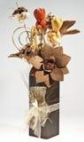 Cortiça das flores Fotografia de Stock