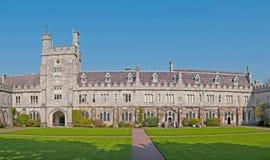 Cortiça do University College Foto de Stock Royalty Free