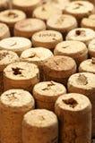Cortiça do vinho Fotografia de Stock Royalty Free
