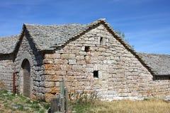 Cortijo de piedra Foto de archivo
