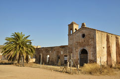Cortijo del Fraile, farmhouse Royalty Free Stock Photos