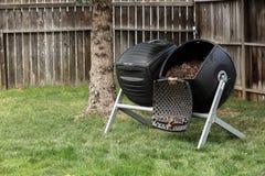 Cortile Composter Fotografia Stock