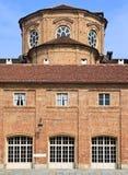Cortile delle Carrozze of Reggia di Venaria Reale (Royal Palace) near Turin