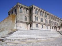 Cortile di Alcatraz Fotografie Stock Libere da Diritti