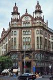 Cortile di Budapest, Parigi Immagini Stock Libere da Diritti
