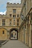 Cortile di Oxfords Immagine Stock