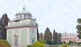 Cortile di Palazzo Pitti Fotografia Stock Libera da Diritti