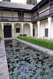 cortile grenada Immagine Stock