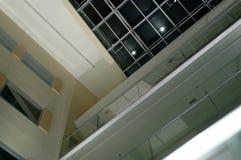 Cortile interno Fotografie Stock Libere da Diritti