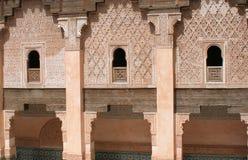 Cortile marocchino 4 Fotografia Stock
