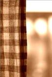Cortina Imagen de archivo libre de regalías
