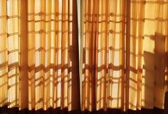 cortina imagen de archivo
