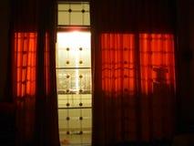 cortina imágenes de archivo libres de regalías