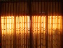 cortina fotografía de archivo