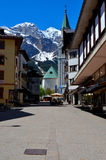 Cortina. A beatiful place Stock Photos