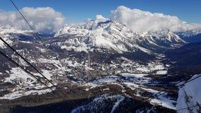 Cortina d Ampezzo stockbilder
