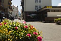 Cortina D`Ampezzo Stock Photo