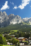 Cortina D`Ampezzo Stock Image