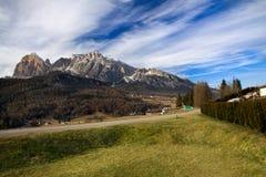 Cortina D'Ampezzo Stock Photos