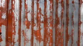 Cortina de aço Fotografia de Stock