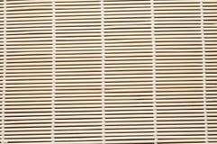 Cortina de bambu Imagem de Stock Royalty Free