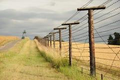 Cortina di ferro Fotografia Stock Libera da Diritti