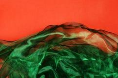 Cortina do Natal Imagens de Stock Royalty Free