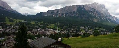 Cortina Italy Stock Fotografie