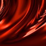 Cortina vermelha Imagens de Stock Royalty Free