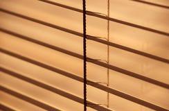 Cortinas 2 foto de stock