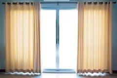 cortinas Imagem de Stock