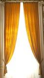 cortinas Fotografia de Stock