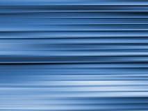 Cortinas azuis Fotos de Stock
