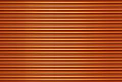 Cortinas de indicador de madeira Fotografia de Stock