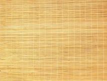 Cortinas do bambu Imagens de Stock Royalty Free